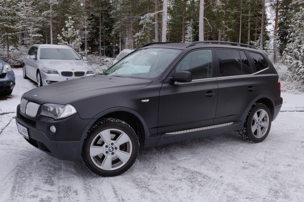 BMW X3 3.0SD A xDrive (286 hv / 580 Nm)