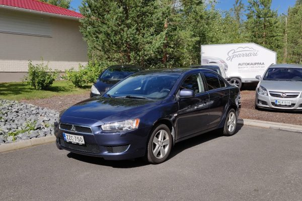 Mitsubishi Lancer 2.0 DI-D Sports Sedan (140 hv / 320 Nm)