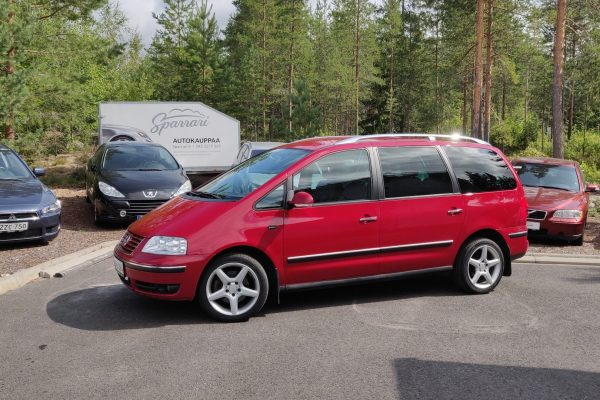 Volkswagen Sharan 2.0 TDI (140 hv / 310 Nm)