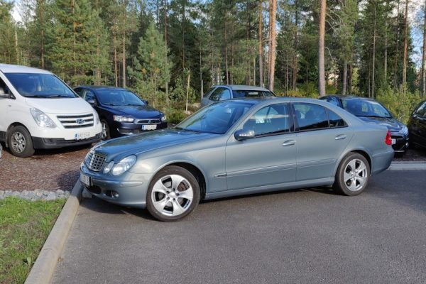 Mercedes-Benz E 320 CDI 4matic (224 hv / 510 Nm)