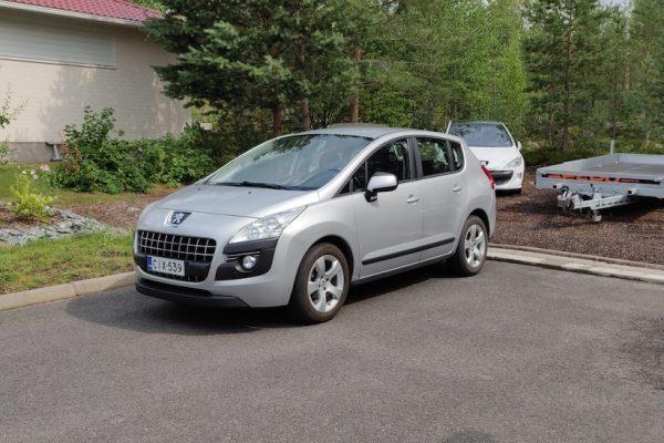 Peugeot 3008 VTI (120 hv / 160 Nm)